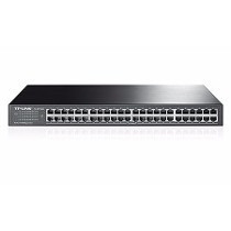 switch tp-link tl-sf1048 48 puertos 10/100 para rack