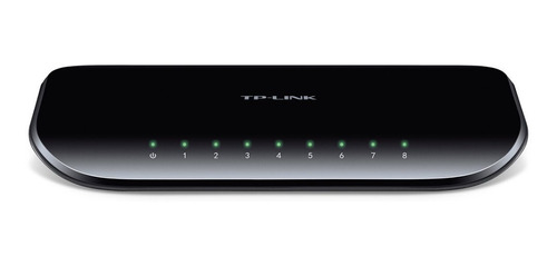 switch tp-link tl-sg1008d 8 puertos gigabit  - lidertek