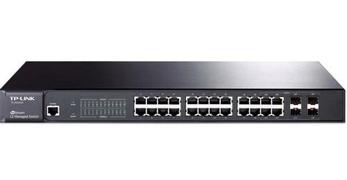 switch tp-link tl-sg2424p t1600g-28ps 24-puertos gigabit