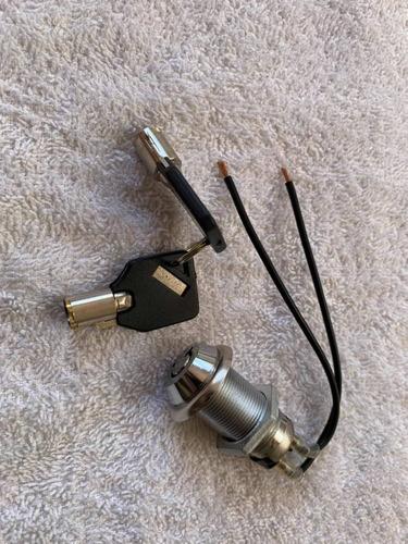switch universal corta corriente con llave tubular mg02-0809