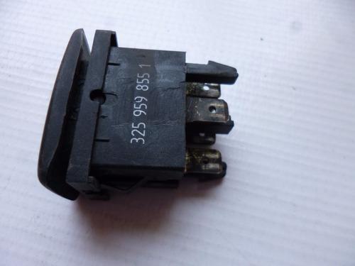switch vidrios electricos jetta golf a2 85-92 vidrios tras.