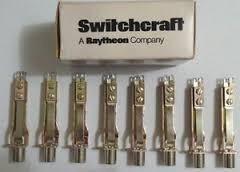 switchcraft conector hembra modelo m641/3-1 para plug 1/4