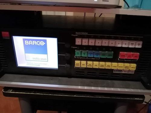 switchera de video barco screen pro 2 hd