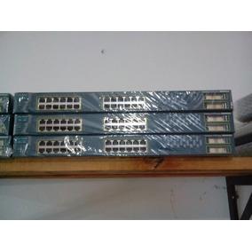 Cisco Switch 3560 8 Puertos ___poe ___(ws C3560 8pc S