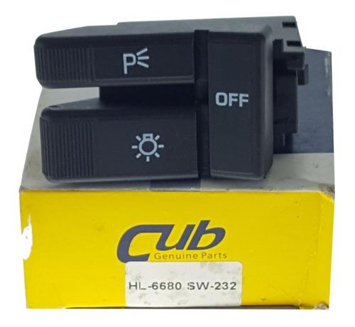 switches de luces chevrolet gran blazer  hl-6680 sw-232
