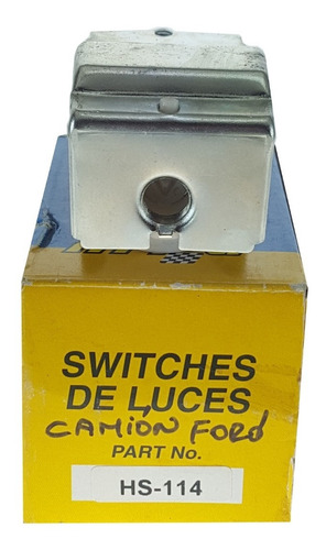 switches de luces ford 8 pines hs-114