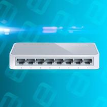 Switch Tp-link Tl-sf1008d 8 Puertos 10/100 Mbps