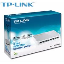 Switch Tp-link 8 Puertos Tl-sf1008d Nuevo