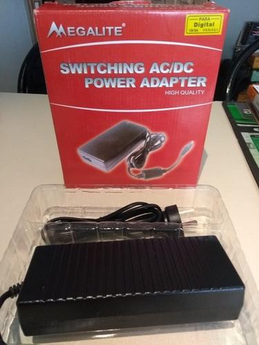 switching ac/dc fuente adaptador 12v 8a