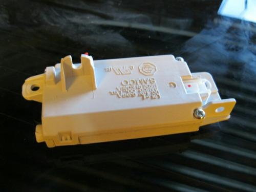 switch(interruptor) de puerta de lavadora lg