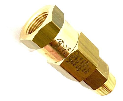 swivel destorcedor reforzado para que no se tuerza manguera de las hidrolavadoras italiano de bronce uso rudo