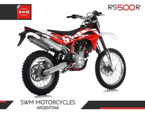 swm rs500r enduro--