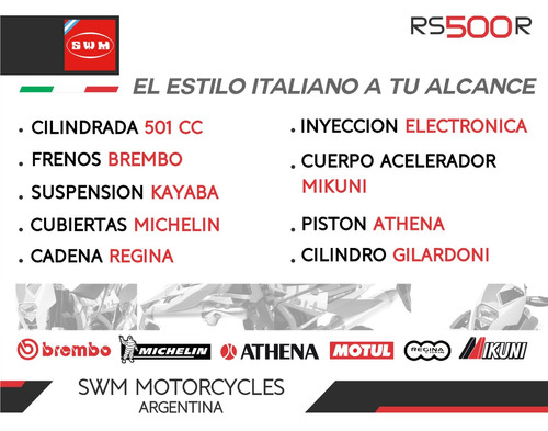 swm rs500r enduro---no beta/crf/sherco/husqvarna/yz/ktm
