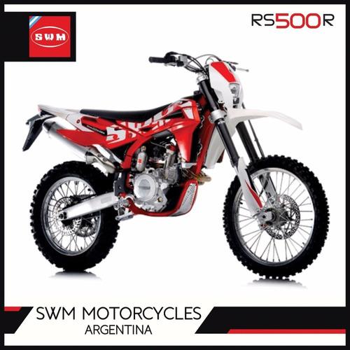 swm rs500r enduro--no beta/crf/yz/six day/ktm