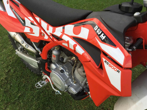 swm rs500r made in italy - chilecito