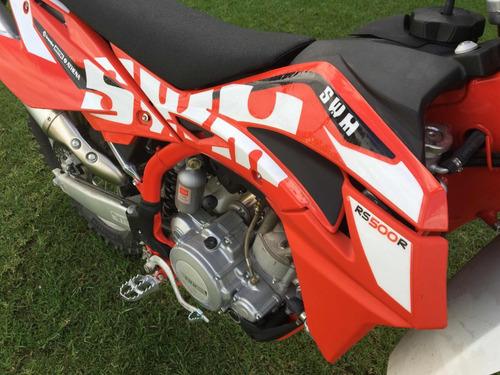 swm rs500r made in italy - san juan