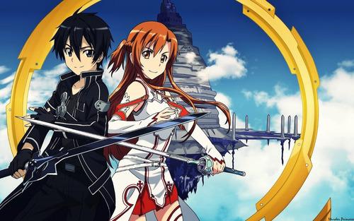 sword art online audio japones sub esp pack temporada 1 y 2