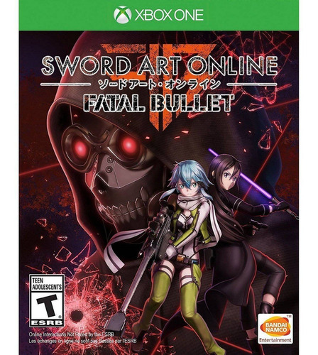 sword art online: fatal bullet xbox one nuevo fisico sellado