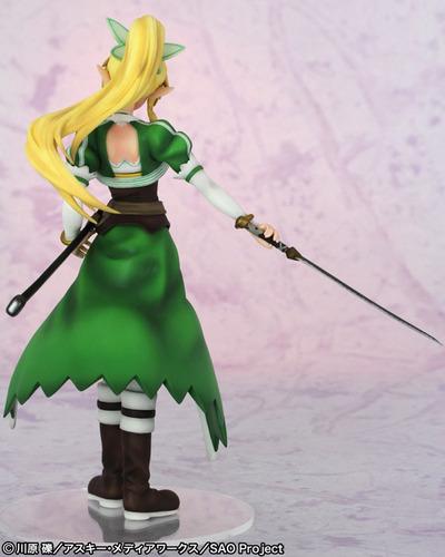 sword art online - griffon enterprises -19,5cm- leafa