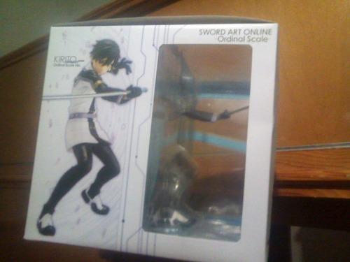 sword art online - kirito - ordinal scale edicion especial