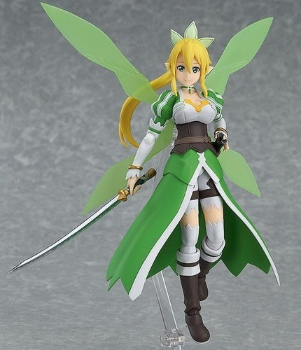 sword art online leafa suguha action figure figma 314