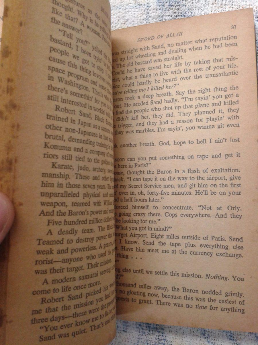 Sword Of Allah Book