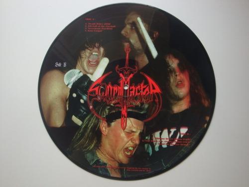 swordmaster deathrider picture disc lp frances vinilo hh