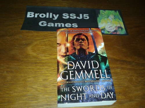 swords of night and day - david gemmell