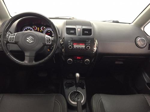 sx4 2.0 4x4 16v gasolina 4p automático !!!