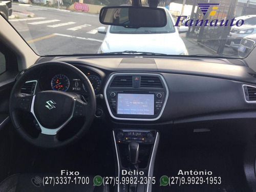 sx4 s-cross allgrip gls 1.6 16v aut.