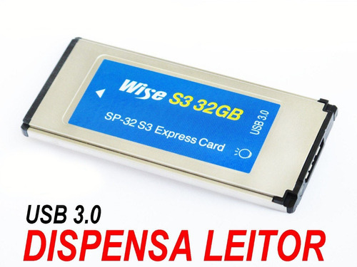 sxs wise s3 sony 32 gb xdcam ex pmw usb 3.0 dispensa leitor