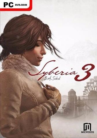 syberia 3 deluxe edition (pc) español