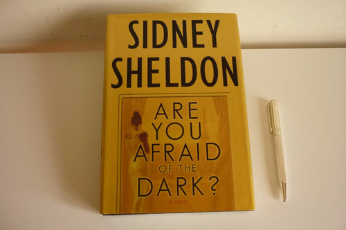 sydney sheldon are you afraid of the night ? hard cover