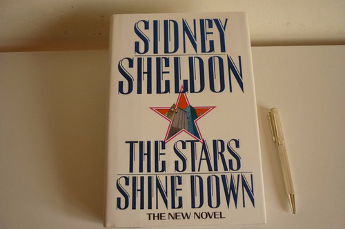 sydney sheldon the stars shine down hard cover