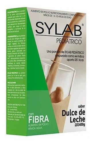 sylab pediatrico dulce de leche 400 g