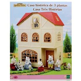 Sylvanian Familes Casa 3 Historias - Epoch