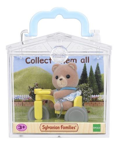 sylvanian families bebes oso conejo perro con accesorios
