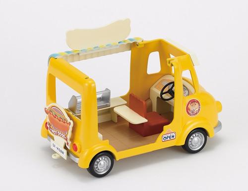 sylvanian families camioneta de panchos 5240 educando