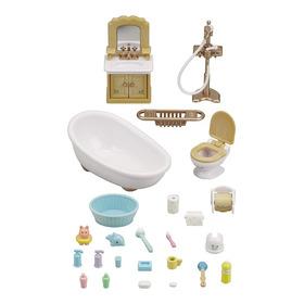 Sylvanian Families Country Bathroom Set 5286