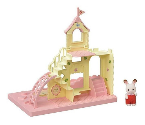 sylvanian families playground do castelo epoch 5319