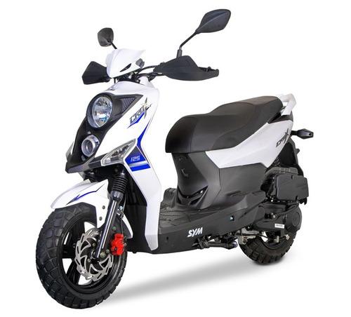 sym 125 - scooter sym crox 125cc