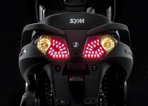 sym 300 - scooter sym citycom 300cc s. miguel