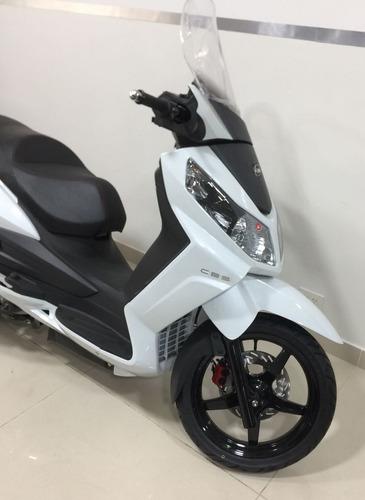 sym citycom 300i s 0km 2018 scooter 300 quilmes 999 motos