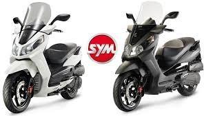 sym citycom i300 cbs. negro entrega inmediata