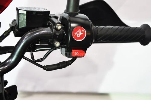 sym crox 125 0km scooter 125 automatico
