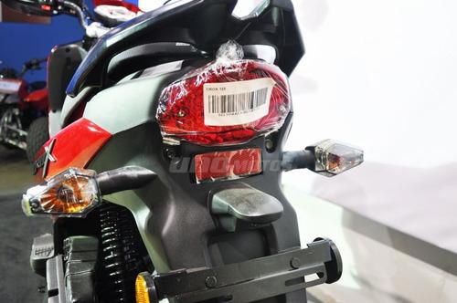 sym crox 125 0km scooter lanzamiento 2019
