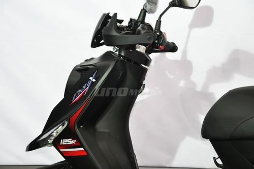 sym crox 125 0km scooter naked