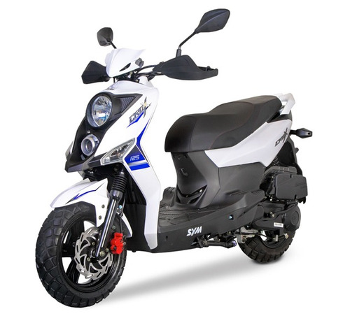 sym crox 125 scooter 0 km