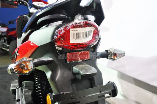 sym crox 125 scooter 0km lanzamiento