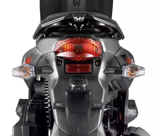 sym crox 125 scooter automático 2019 0 km moto 999 motos